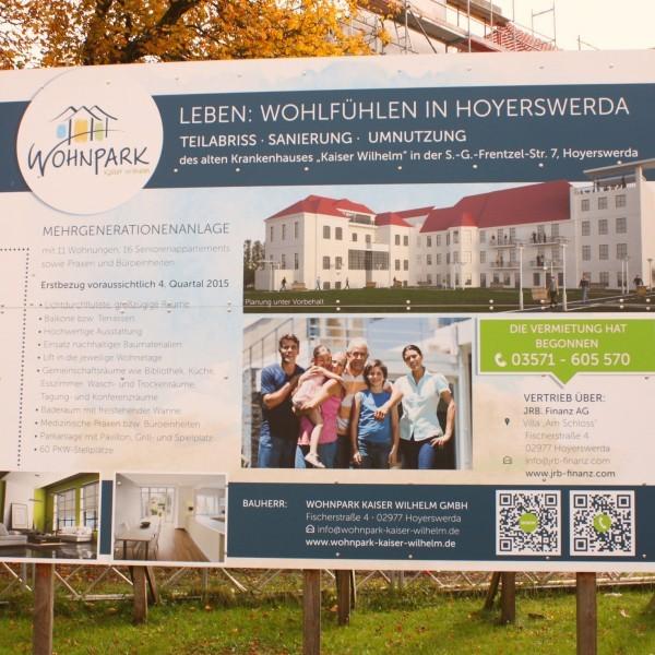 Wohnpark Kaiser Wilhelm