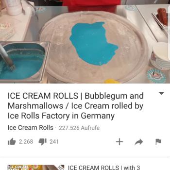 Virales Marketing IceRollsFactory